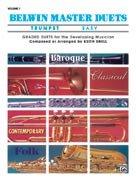 Belwin Master Duets - Easy Volume 1 - Trumpet