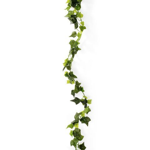 Bulk Buy: Darice DIY Crafts English Ivy Garland 261 Leaves Green 9 Feet (6-Pack) DS-3445-54