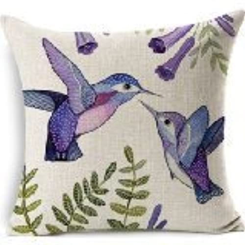 Painted Decorative Pillow Covers Amazon New Hand Painted Pillow Covers
