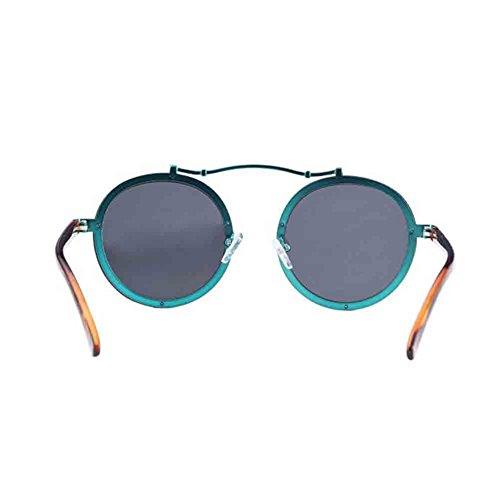 Sol Marco Texture leopard La Unisex Pareja Color Las Manera Modelos Gafas color Conducción Polarizadas Sunny Color Personalizado High Mujeres Gun Redondo Honey De end Color vwBppUqt