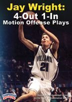 Jay Wright: 15 Great 4-Out 1-In Motion Offense Plays (Jay Wright 4 Out 1 In Motion Offense)