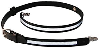 """product image for Boston Leather Firefighter's Radio Strap Original 1 1/4"""""""