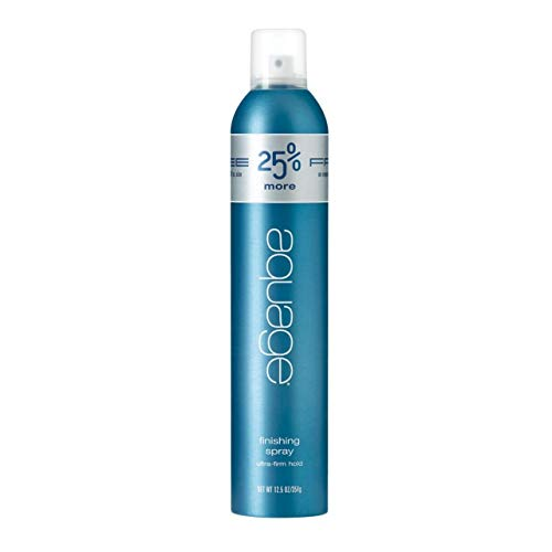 AQUAGE Finishing Spray 12.5 oz HVOC - BONUS by AQUAGE