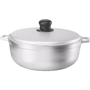 IMUSA, Caldero de aluminio horno holandés 9,5