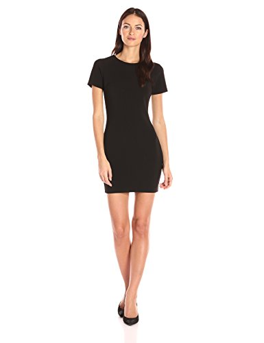 LIKELY Women's Manhattan Dress, Black, 10 by LIKELY