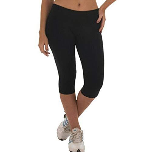 Aworth Fine Style Women Capris Leggings Women Pantalones,Large,S 12