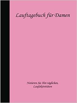 Libros Para Descargar Lauftagebuch Für Damen Formato Epub Gratis
