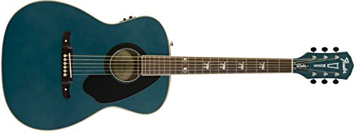 Fender® Tim Armstrong Hellcat Sapphire FSR Acoustic Electric Guitar with Fishman