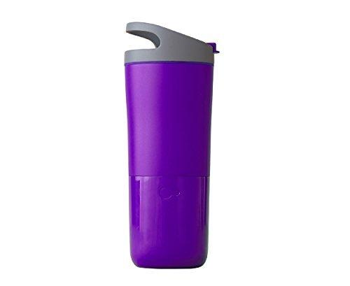 Todos los nuevos Smart Copa 2pistas & Coffee ingesta de agua por ozmo. conecta tu smartphone o uso en su propio. Insulated,...