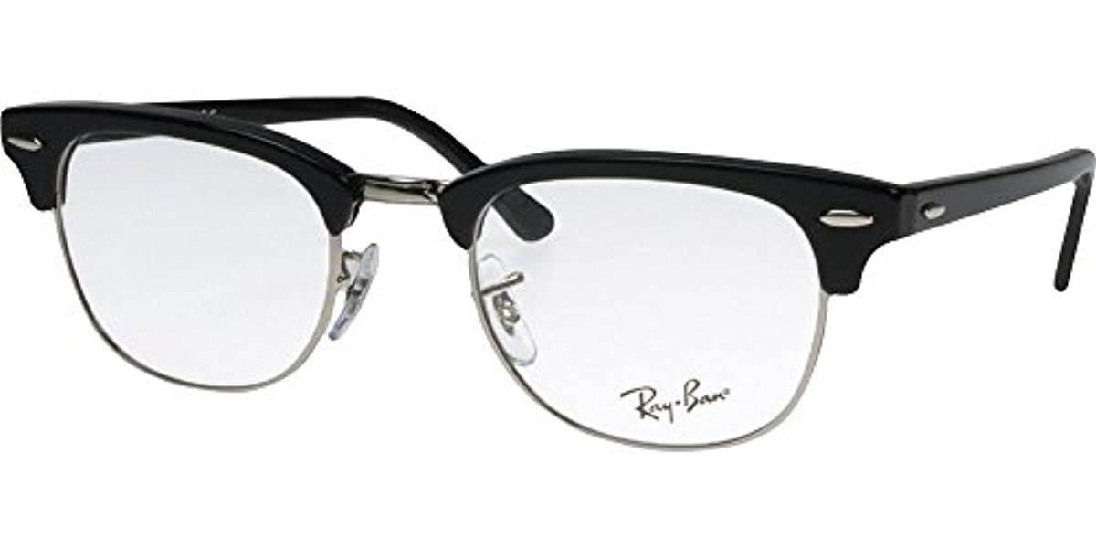 [해외] 레이밴RAY-BAN 안경 프레임 클럽 마스터 CLUB MASTER RX5154 2000 49