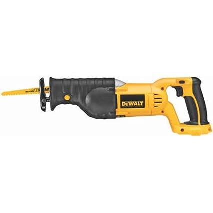 Dewalt bare tool dc385b 18 volt cordless reciprocating saw power dewalt bare tool dc385b 18 volt cordless reciprocating saw greentooth Image collections
