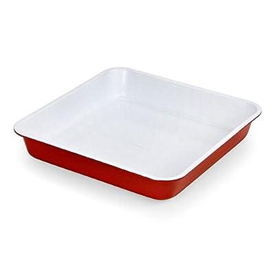 9-in. Nonstick Ceramic Square Cake Pan