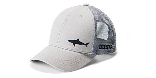 Costa Del Mar Ocearch Blitz Trucker Hat (Gray,O/S)