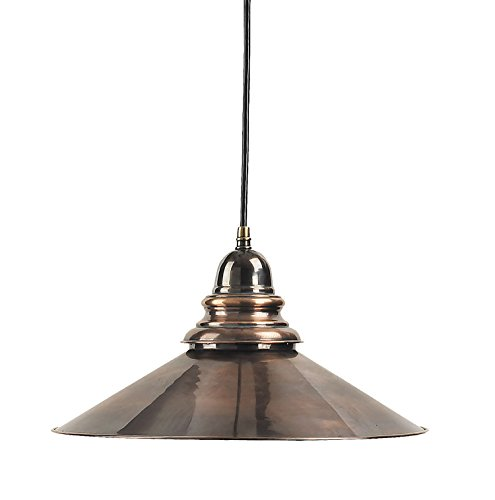 Nautical Savannah Hanging French Lamp Brass Ceiling Light 13