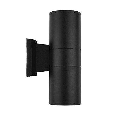 Led Wall Light Ip65: LED Wall Lamp Sunsbell Cylinder COB 20W LED Wall Light