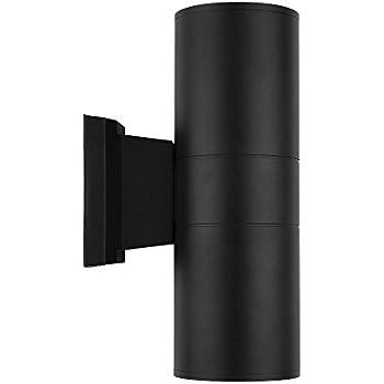 LED Wall Lamp Sunsbell Cylinder COB 20W LED Wall Light IP65 ...