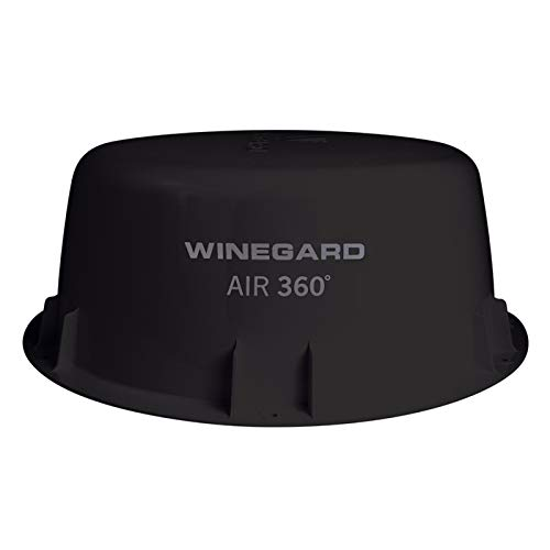 Winegard Company Standard A3-2035 360 Omnidirectional Over The Air Antenna Black