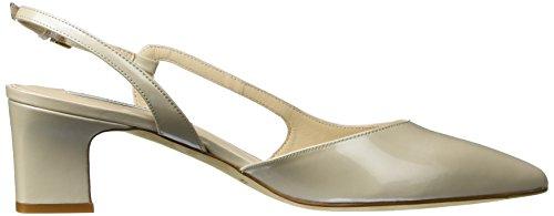 L.K. Bennett Aurora, Zapatos de Talón Abierto para Mujer, Blanco (Cre-Cream), 39 EU L.k. Bennett