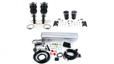 Complete Air Strut Suspension Systems - 6