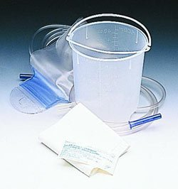 (Enema Bag and Bucket Set)