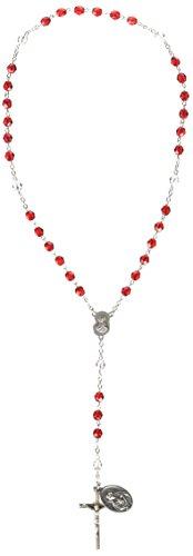 WJ Hirten 65 Sacred Heart of Jesus Deluxe Chaplet with Beads