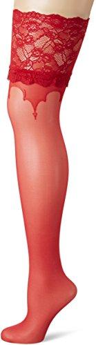 Rot Line 20 Golden Classic 024 Fiore Collant Sunita Red Donna DEN 8EaPqxUq