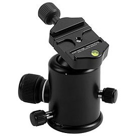 Release Quick Platform (Kirk BH-3 Ball Head with Quick Release Platform, 15 lbs (6.8kg) Load Capacity)