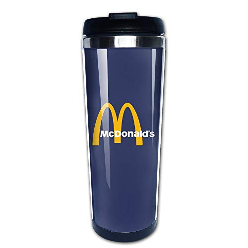 Mcdonalds Cup - Funny Mcdonalds 90s Insulated Thermal Coffe Mugs/Travel Mugs/Vacuum Cup