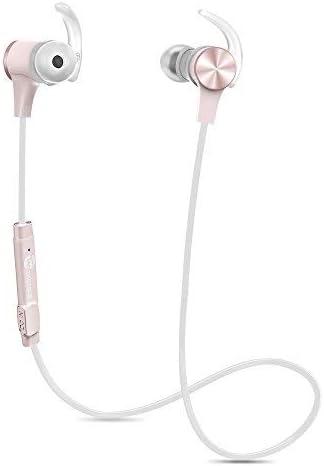 TaoTronics - Auriculares magnéticos con Bluetooth, modelo TT-BH07: Amazon.es: Electrónica