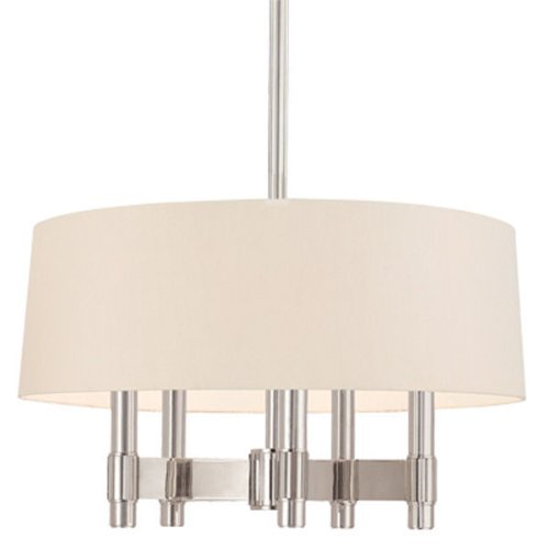 Hudson Valley Lighting 1150-PN Druid Hills 5-Light Pendant, 24