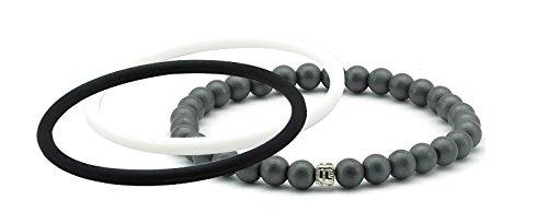 Ion Loop Mag/Fusion +Plus Pak (Black/White, Medium) by Ion Loop