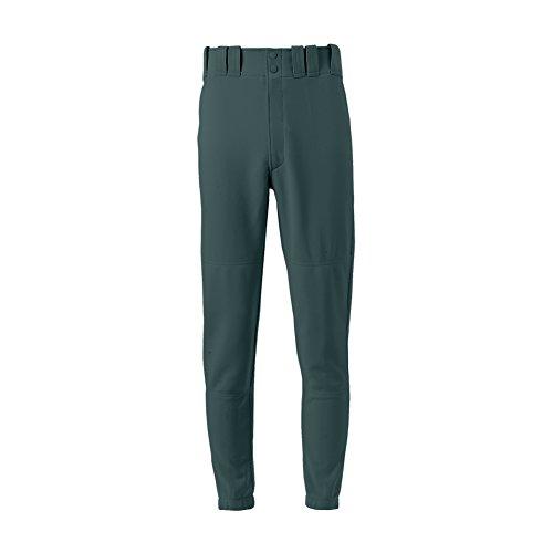 Mizuno Youth Select Baseball Pants With Elastic Bottom Cl...
