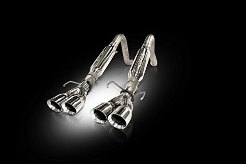 SLP Performance Parts 31078 2005-2008 Corvette C6 Loud Mouth II Axle Back Exhaust System