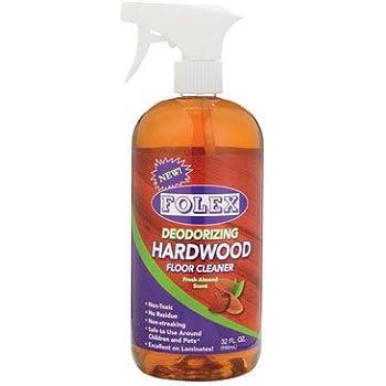 Amazon Com Folex Dwf32 Deodorizing Hardwood Floor Cleaner
