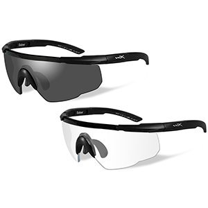 Wiley X 307 Saber Advanced Changeable Sunglasses, ()