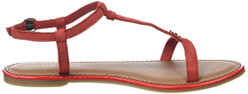 Rouge Femme Red fiery 25b Hilfiger Tommy 617 Salomés J1285ennifer WUXw47