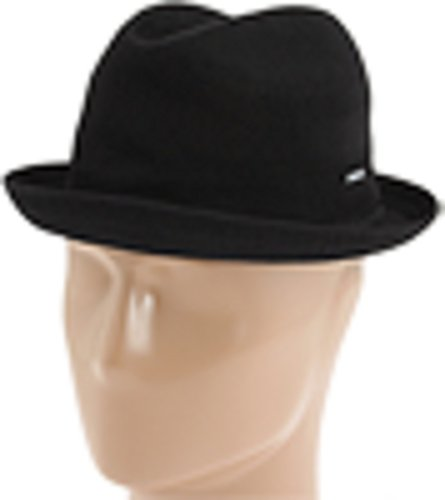 Kangol Unisex-Adult's Tropic Player-6371Bc, Black, - Accessories Kangol Hats Unisex