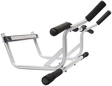 懸垂器具 使用オンザドアやオンザフロア用ネジなしでバープルアップシットアップドアバー付きソフトグリップ/アッパーボディトレーナーを引いて - フィットネスと筋肉の建物について ウルトラスポーツ