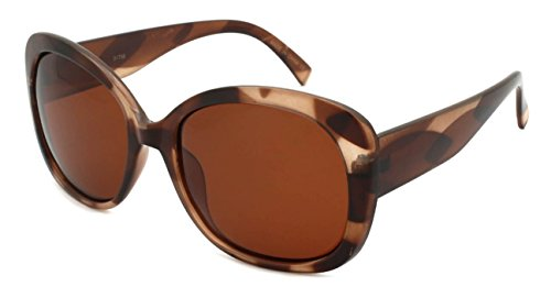 Edge I-Wear Women's Butterfly Sunglasses with Polarized Lens - L&p Sunglasses