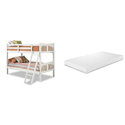 Amazon Com Stork Craft Caribou Bunk Bed 2 Storkcraft Premium