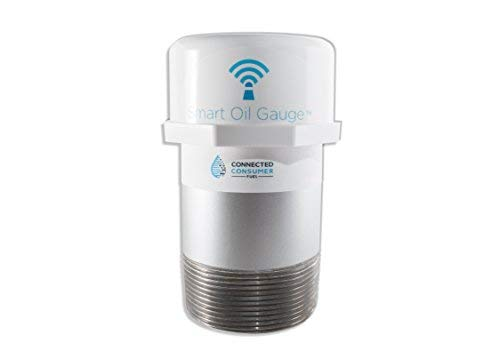 Smart Oil Gauge - Wi-Fi Heating Oil Tank Gauge - Check Your Oil Level From Your Phone, Compatible with Alexa