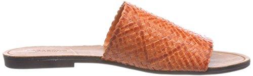 Vagebond Damen Tia Peeptoe Sandalen Oranje (oranje)