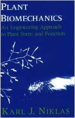 Book Plant Biomechanics: An Engineering Approach to Plant Form and Function