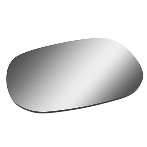 Driver/Left Side Door Rear View Mirror Glass Lens Replacement for 1997-2004 Dodge Dakota/Durango/Ram Pickup Van ()