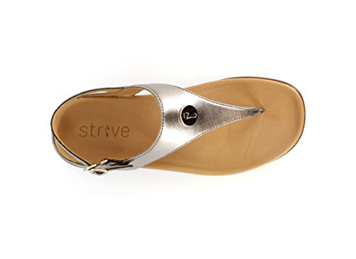 Pour Étain Strive Strive Femme Sandales Sandales w4P0afqx