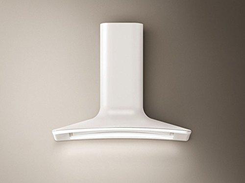 Elica dulce 85 cm para campana de cocina en blanco o marfil 85 cm blanco: Amazon.es: Hogar