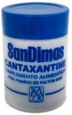 San Dimas - Pigmentante Rojo Cantaxantine, 0.01KG