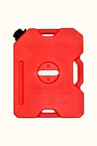 RotopaX RX-2.25G Gasoline Pack - 2.25 Gallon Capacity