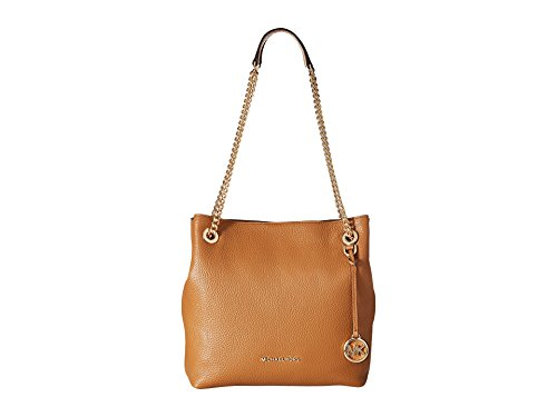 MICHAEL Michael Kors Jet Set Chain Medium Shoulder Tote (Acorn) by Michael Kors