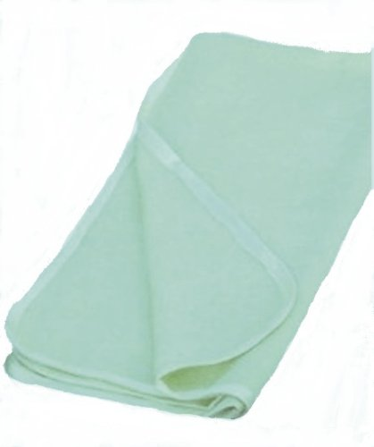 Cashmere Pashmina Baby Blanket (Pistachio)-soft and luxurious in 4 baby colors (Pistachio)